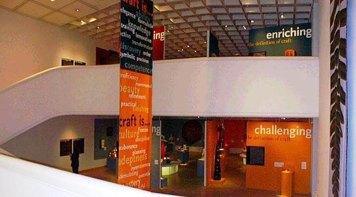 dan lansner architect exhibition